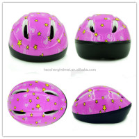 Sports PVC material skate longboard helmet for kids