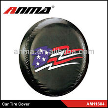 170T polyster car tire cover,disposable plastic car wheel and tire covers