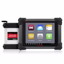 High Quality Autel Maxisys Pro diagnostic programmer for cars with J2534 ECU programming box