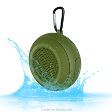 TWS Mini IPX7 Water resistant Blue tooth Wireless Portable Speaker Twin Speakers