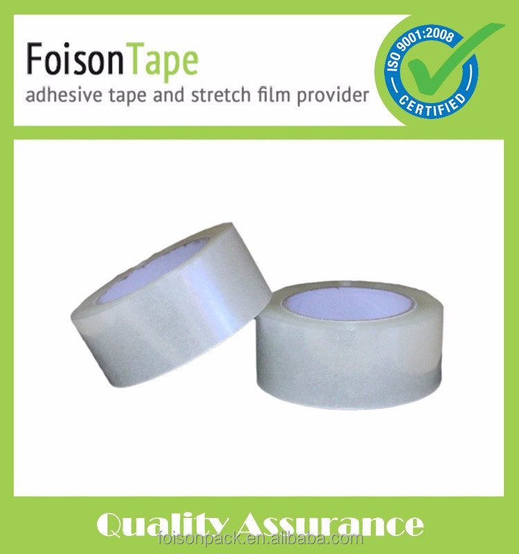 Clear OPP Packaging Tape for carton sealing acrylic adhesive