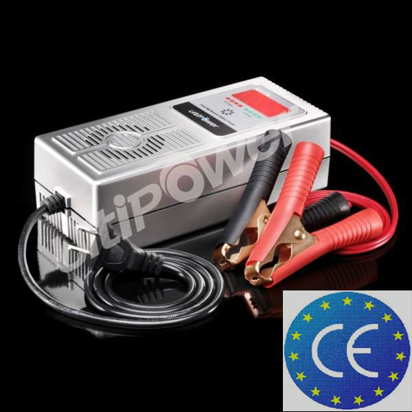Ultipower 3 step battery charger to 7 step