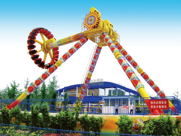 Manufacturer supply amusement swing pendulum rides with high quality
