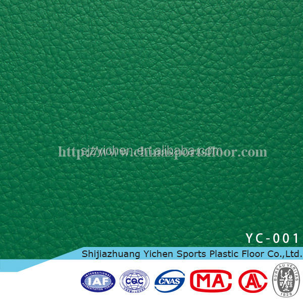 high quality pvc sports tennis court floor synthetic floor