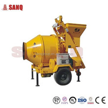 Used Condition Electric portable concrete mixer