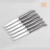 China Manufacturer Supply 6 piece stainless steel laguiole steak knife set