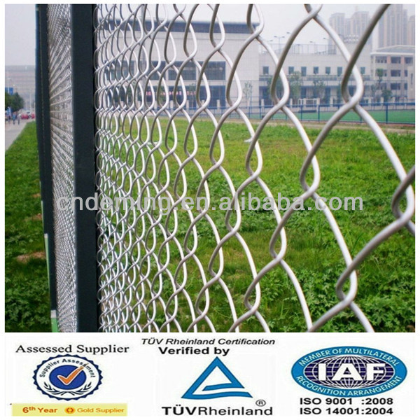 DM cyclone fence (Factory)