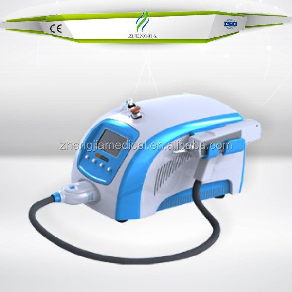 zhengjia medical Q-switch Nd:yag Laser beauty machine for Non-surgical face lifting