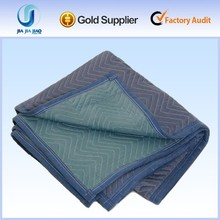 2015 hot sale durable moving blanket/pads for furniture protection