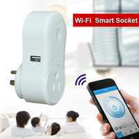 Popular Web Cloud Based iOS Android APP Controlled wifi smart adapter
