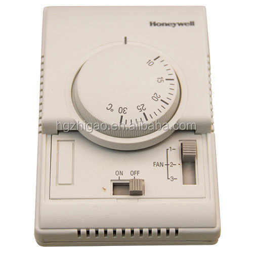Honeywell room control temperature T6373A air conditioner thermostat