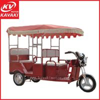 High Quality Space Electric Tricycle 3 Wheel 3 Seat Bajaj Three Wheeler Price(cargo,Passenger)