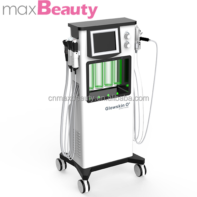 Oxygeneo machine with TriPollar 3rd generation RF technology / Gene +Oxygen Bubble Facial/hydrr water machine