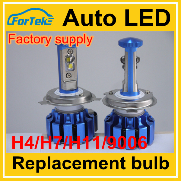 high quality CREE LED H4 headlight high low beam
