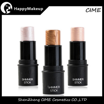 wholesale professional makeup shimmer highlighter concealer stick