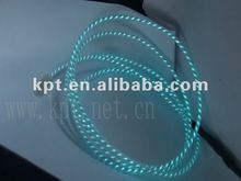 electroluminescent flexible neon el wire
