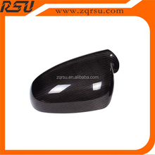 For Volkswagen Golf 5 Mirror Cover Chrome&Carbon