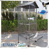 folding removable bird cage steel round meterial china manufacturer
