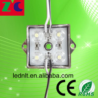 square module 3528 smd led module 4chips waterproof shenzhen factory