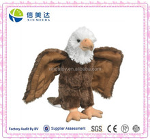 Plush Hot sell Bald Eagle soft toy for sale