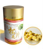 Pine Pollen tablets / pine needle powder