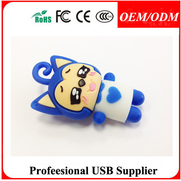 New!!! Factory new design custom pvc usb,promotional gift , Paypal/Escrow accept