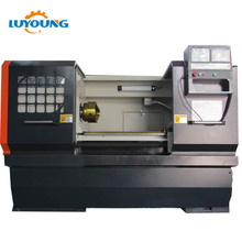 best CJK6150B-2*1250 cnc lathing machine low cost machinery