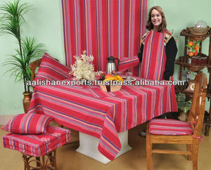 100 % cotton home textiles from India