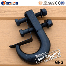 Forged Iron Car Recovery Safety Truck Tow Hook