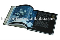 perfect thin hardcover book printing