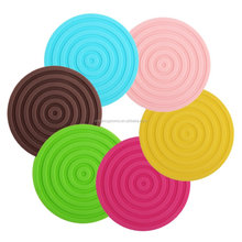 Silicone Coaster Teapot Cup Trivet and Hot Pads