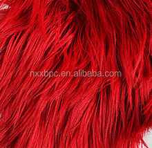 Golden-hair/Long-hair Goat Fur Skin/Pelt/Wholesale Goat Fur Raw Material