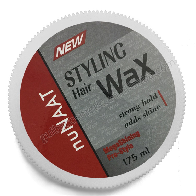 OEM/ODM/ professional hair styling products hair wax for men