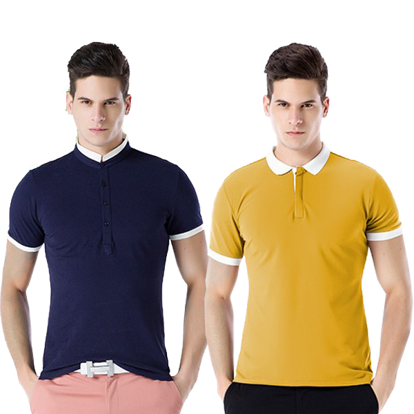 2014 Original Mens Polo Shirts 100% Cotton ( YCP-C0310)