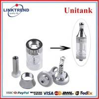 Pyrex glass Kanger Unitank compatible with 510 and ego thread rda vapor oil