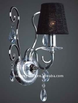 High Quality Crystal Led Wall Light