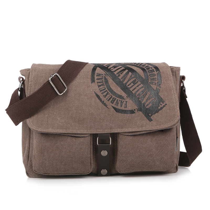 cf620b367260 Buy High Quality Vintage Men Messenger Bags Causal Canvas Shoulder Bag Men  Business Bag Printing Crossbody Outdoor Travel Bag in Cheap Price on  m.alibaba. ...