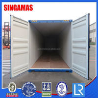New Style 40HC High Cube Shipping Container Manufacturer