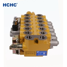 Large flow hydraulic directional control valve DL99-E15L-T-OOOOOO