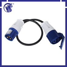 male to male electric extension cord