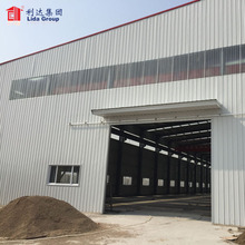 Prefab workshop shed low cost industrial shed designs, roof steel shade structure