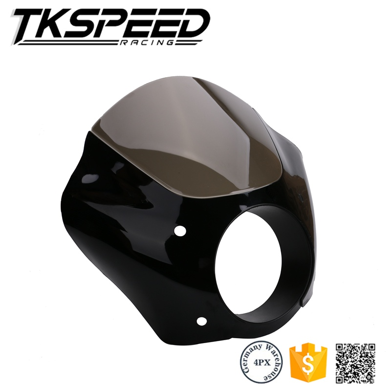 Freeshipping Black Headlight Fairing W/Trigger Lock Mount Kit XL for 1200 883 Freeshipping <strong>D15</strong>