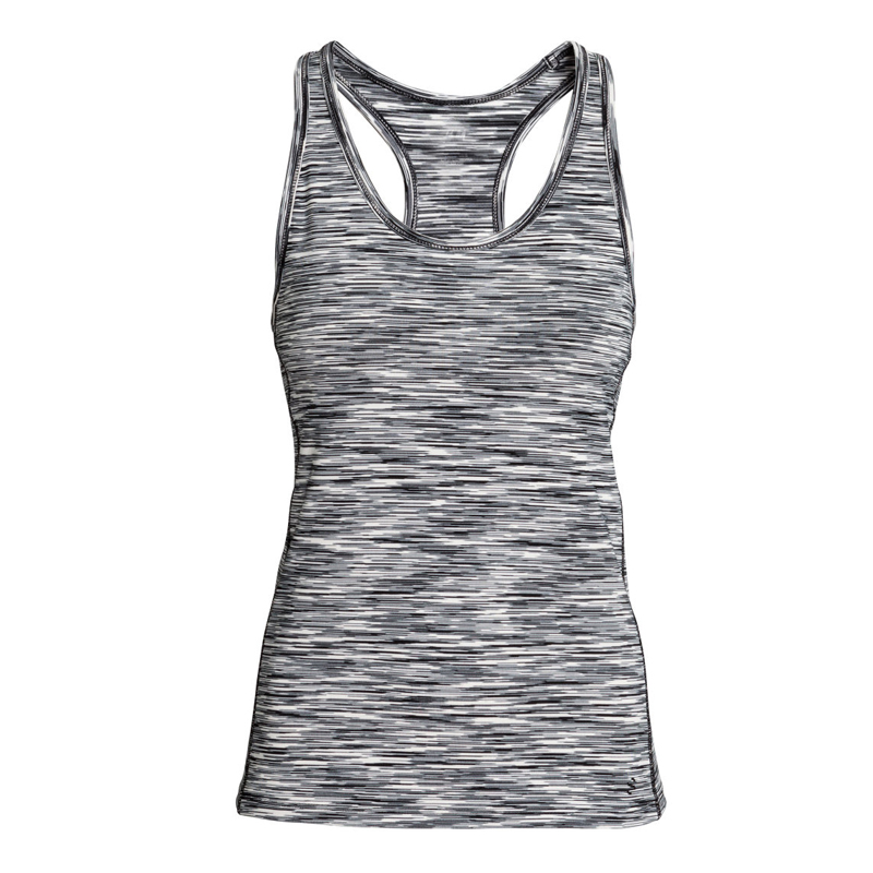 Athletic sports running yoga wear designer workout clothes for women blank tank tops