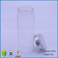 150ml pyrex glass preserved fruit bottle/ glass jam jar