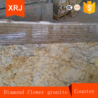 lowes granite countertops colors/diamond yellow granite counter