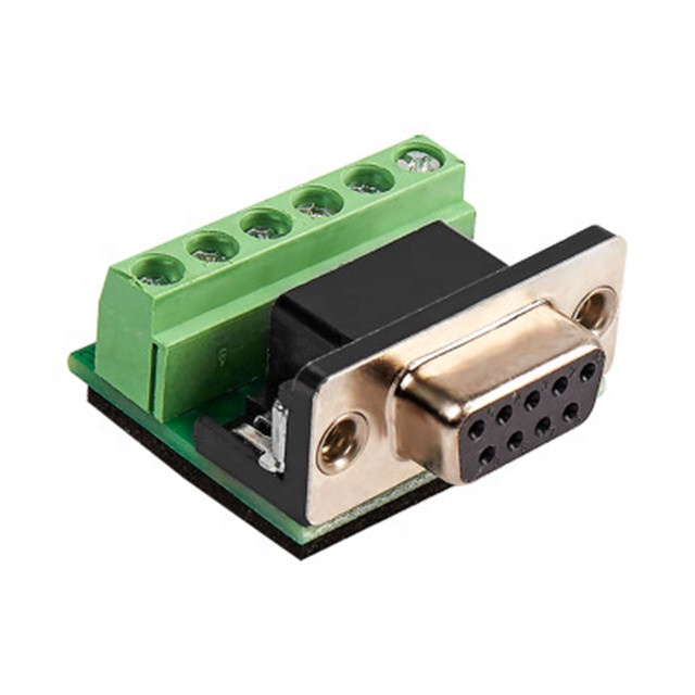 <strong>d</strong> sub mini db9 connector computer terminal male to female headers