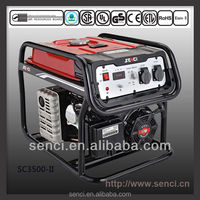 Small Portable Gasoline Power Alternator Generator With Parts