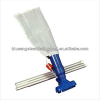 Jet Vac kit W/3 Section Extra strong Pole Of 52''/135cm