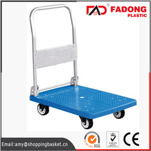 Humanized store transport cart with solid reputation