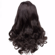150% density loose wave remy natural human hair wigs buy brazilian lace wigs for black women